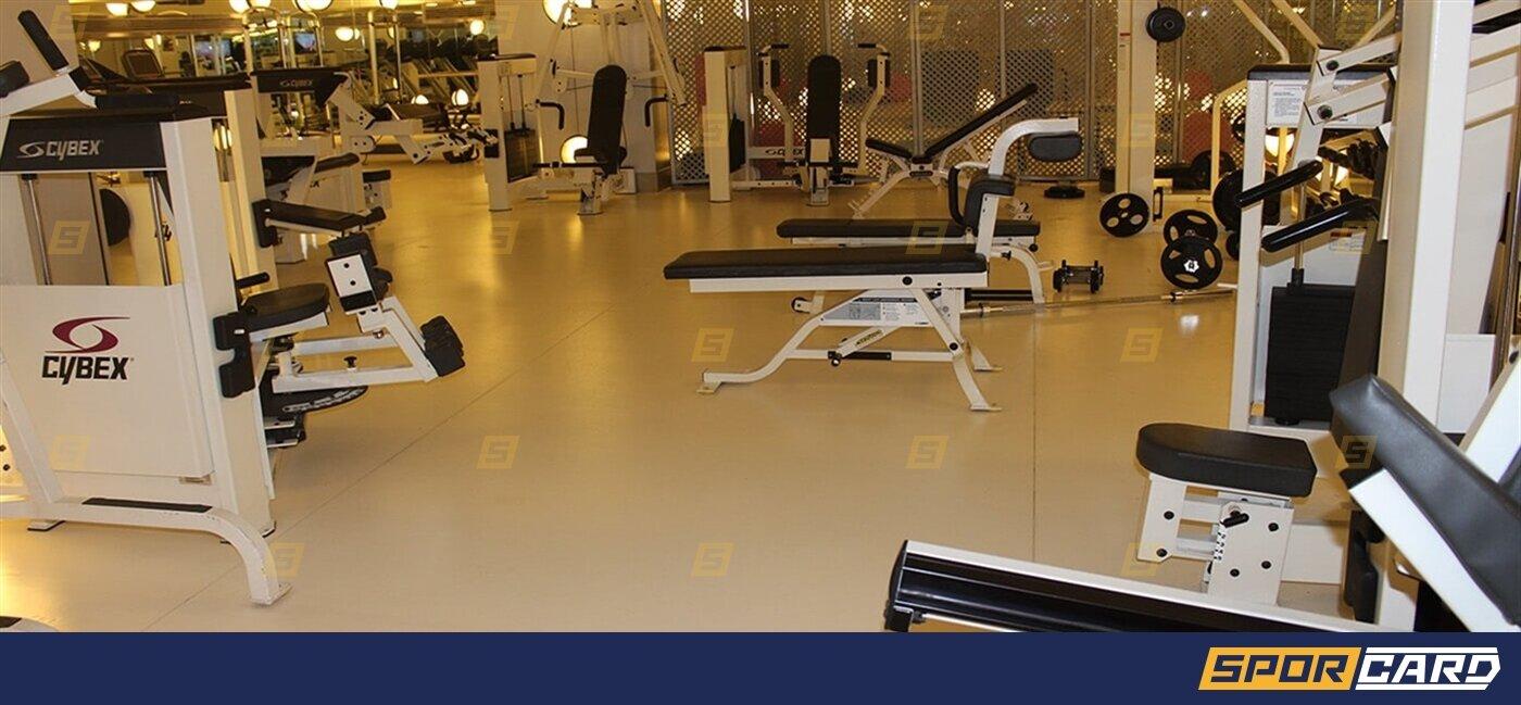 Mercure Hotel Pasifik Fitness