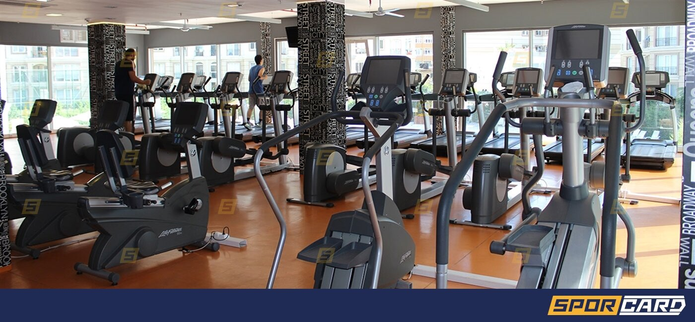 Blue Pacific Health & Fitness Club