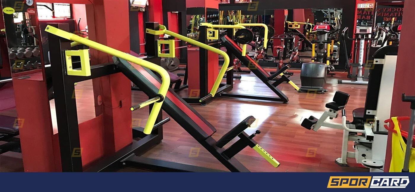Rocky Fitness Center