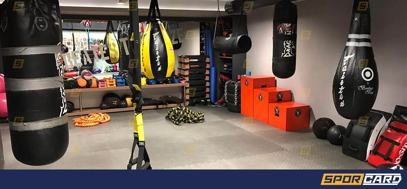 A Team Muay Thai & Kick Boxing