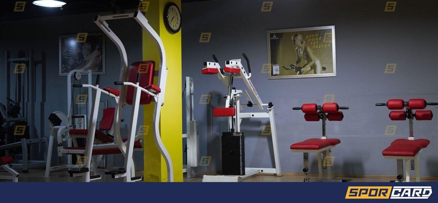 Olympus Fitness Gym