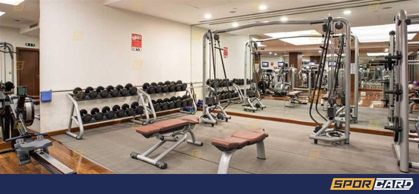 Holiday Inn Şişli Fitness & Spa