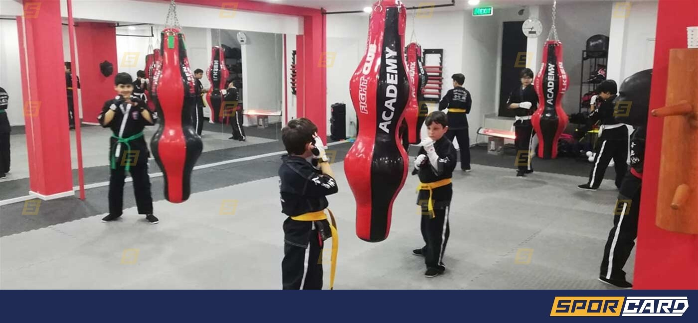 İlksen Academy Fight Club Soyak