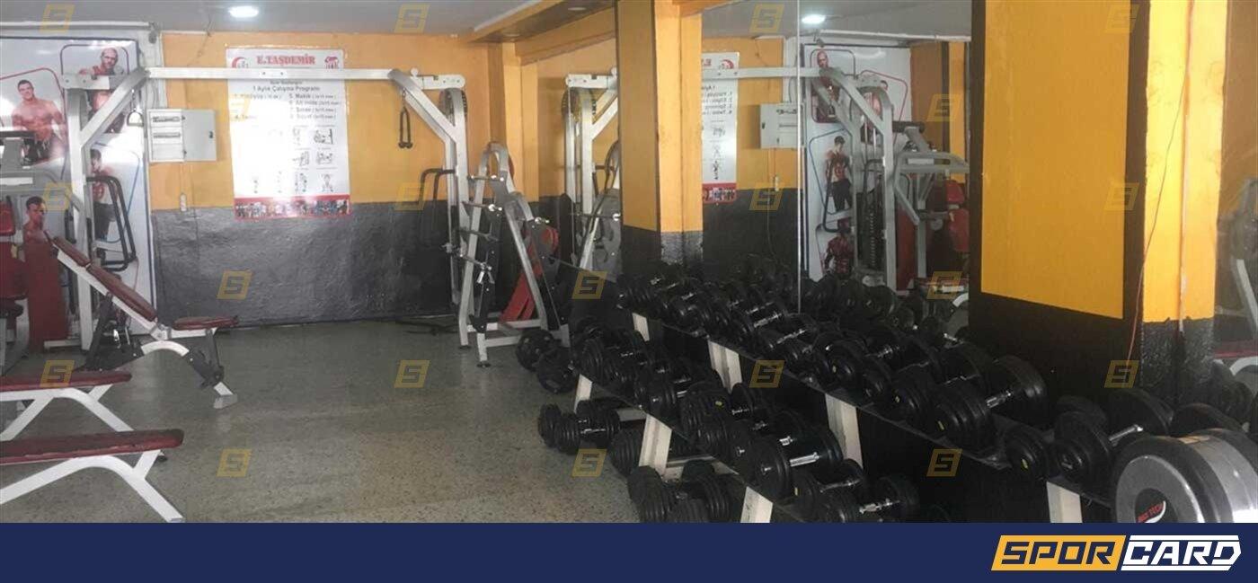 Taşdemir Pro Gym