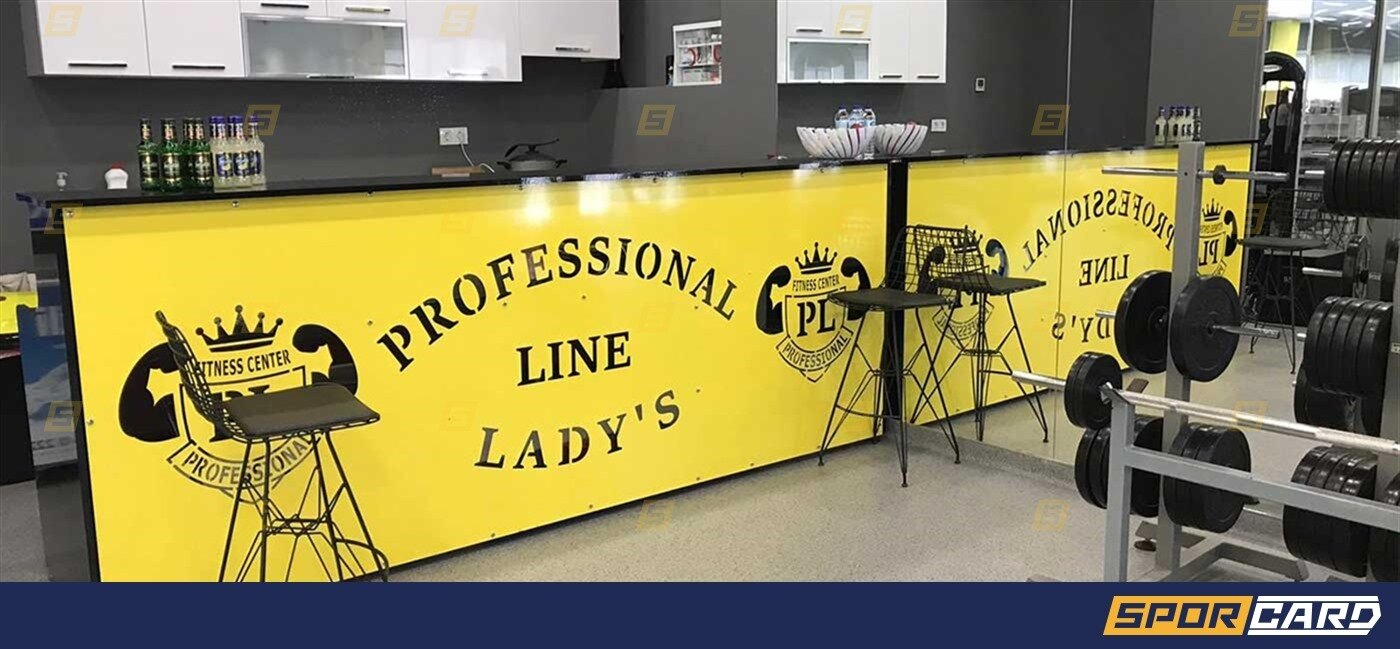 Professional Line Fitness Center Lady's