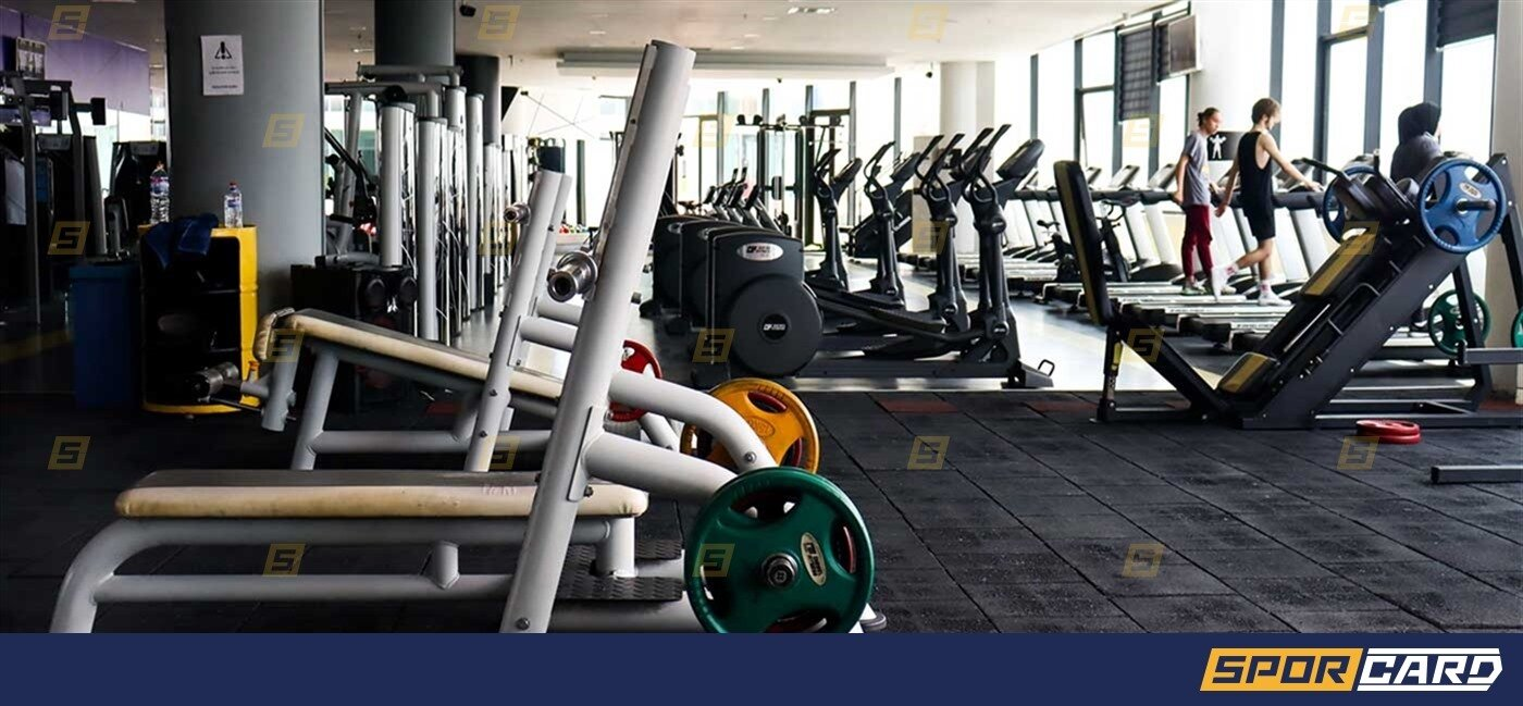 The Gym Fitness Spa