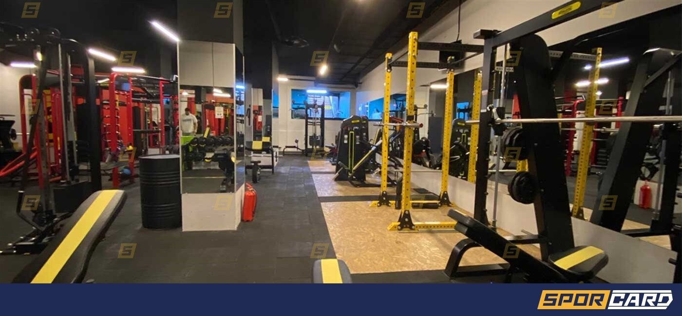4 Muscle Fitness Center