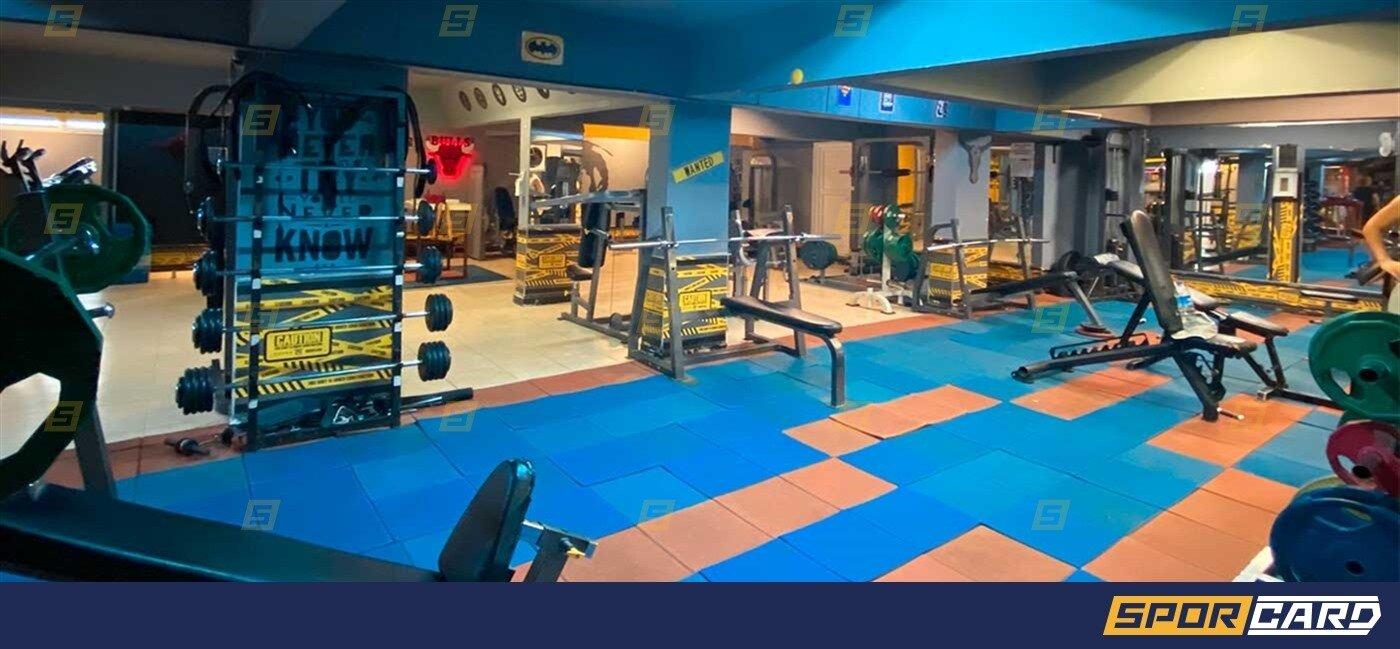 Gym Hardline