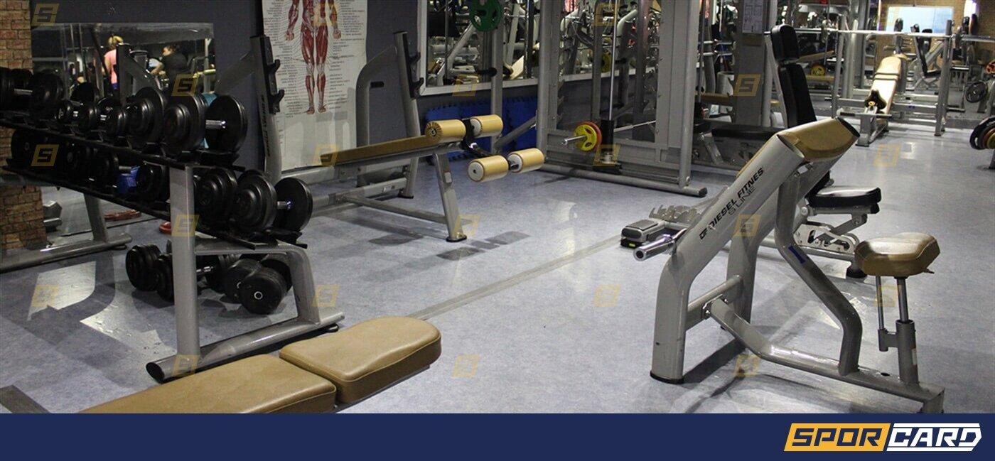 Seyrantepe Fitness Center
