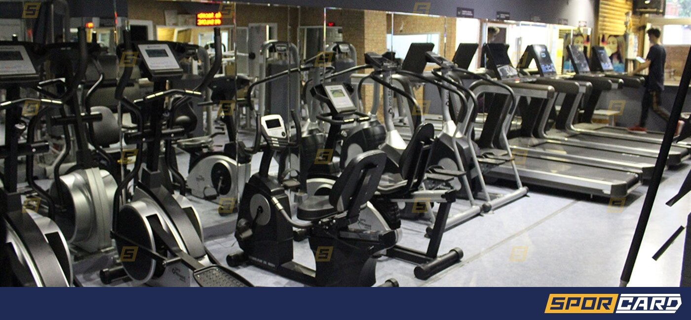 Seyrantepe Fitness Center