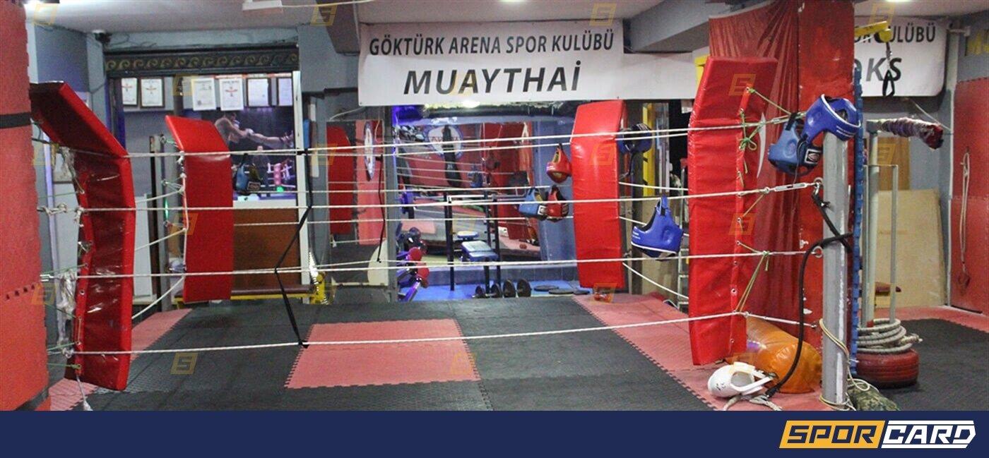Göktürk Arena