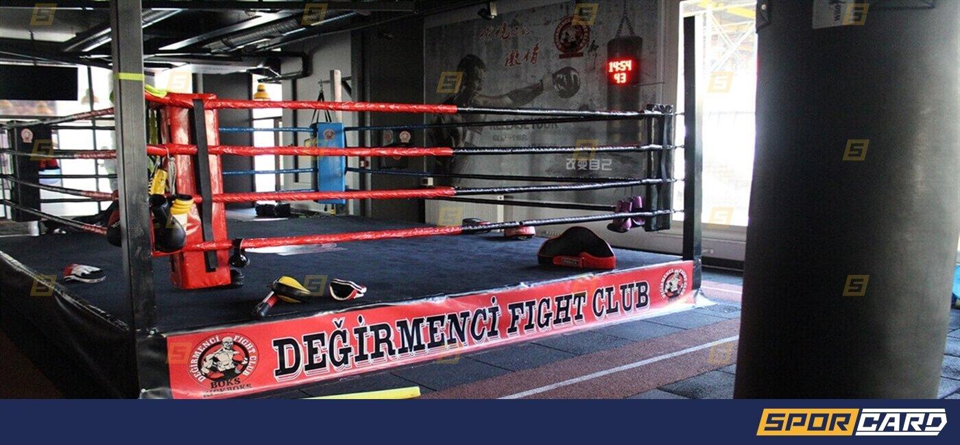 Değirmenci Fight Club