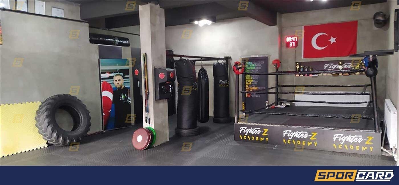 Fighter-Z Academy