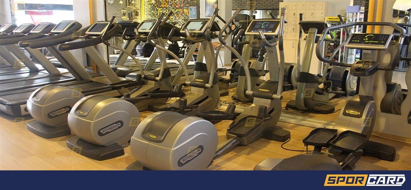 Tunç Fitness Kazasker