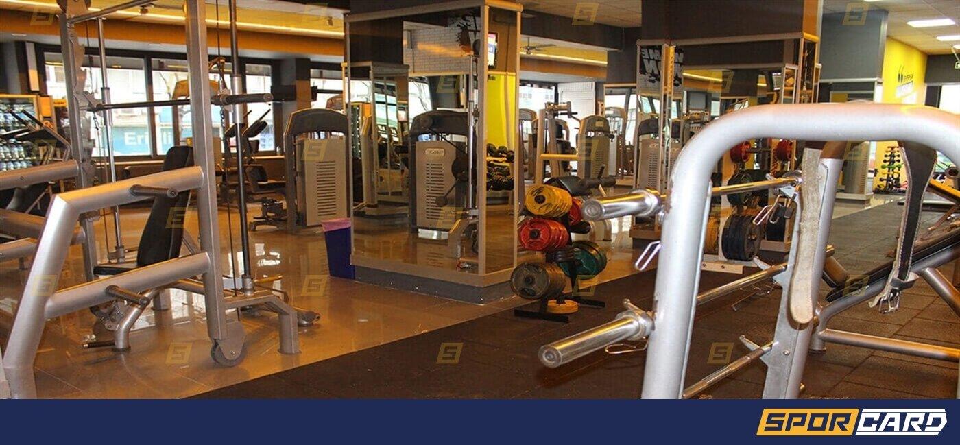 Steel Gym Kartal