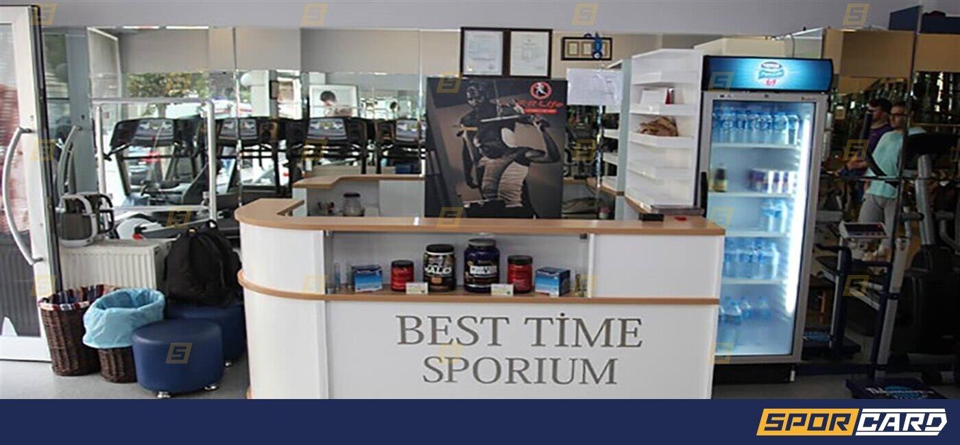 Best Time Sporium
