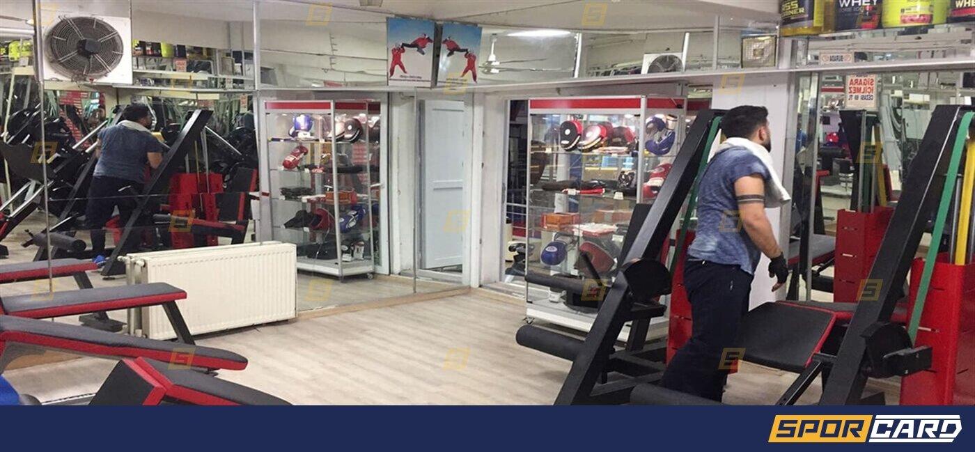 Profesyonel Spor Center