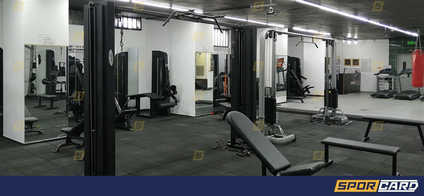 Power Gym Güngören