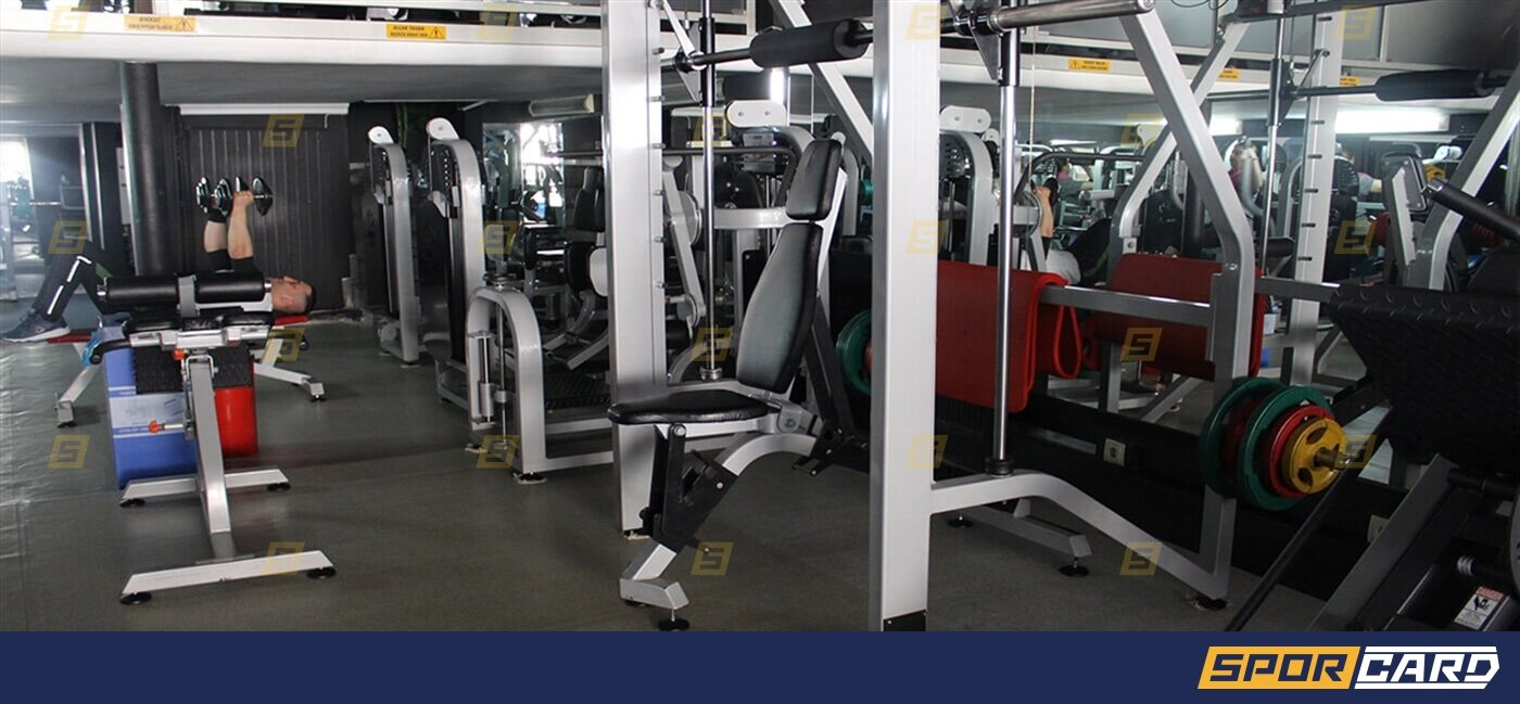 Ares Fitness Sports Center