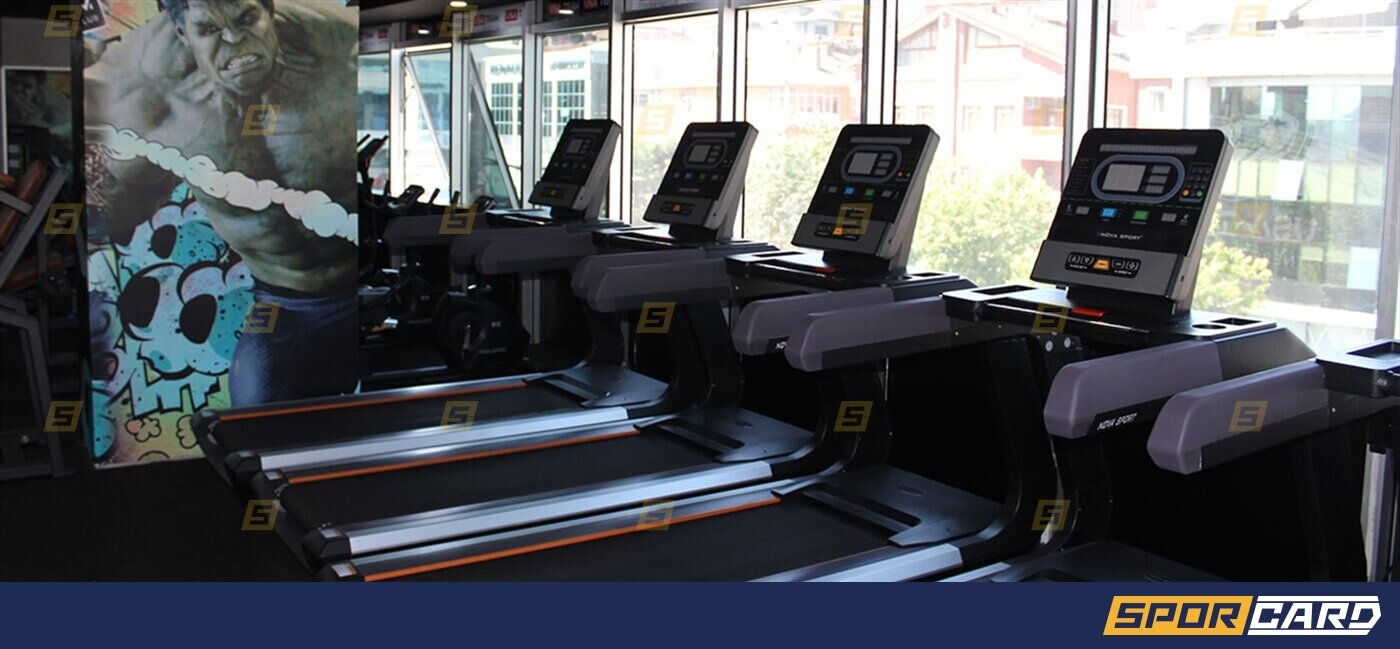 USA Team Fitness Fight Club Çengelköy