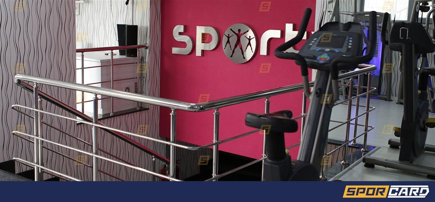 Sporty Spor ve Sağlıklı Yaşam Kulübü