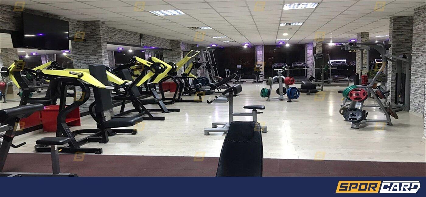 Sporfit Spor Merkezi Piyade