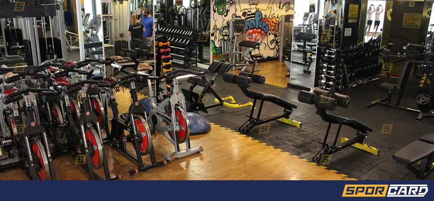 İnnpera Otel Fitness
