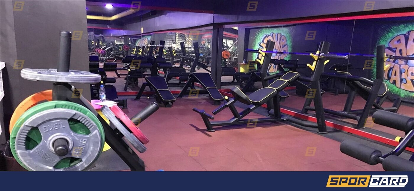 Sporfit Spor Merkezi Alsancak