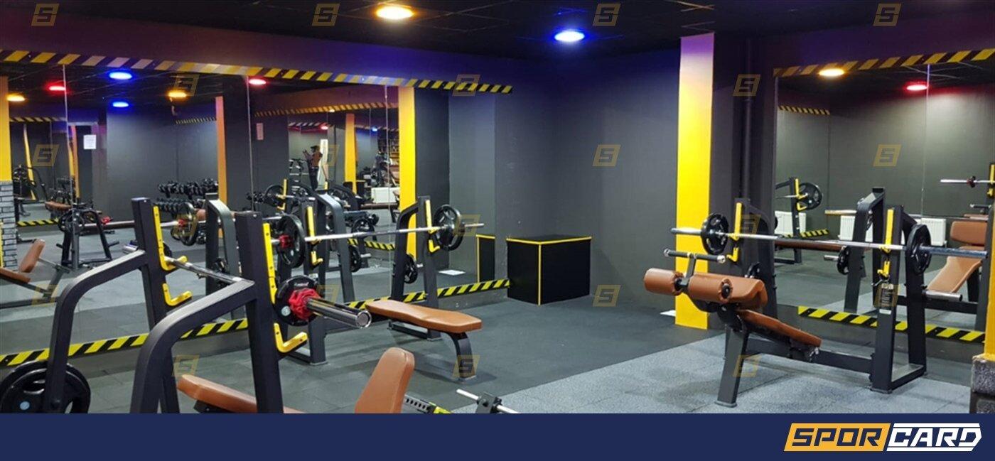 Sporfit Spor Merkezi Fitness Life