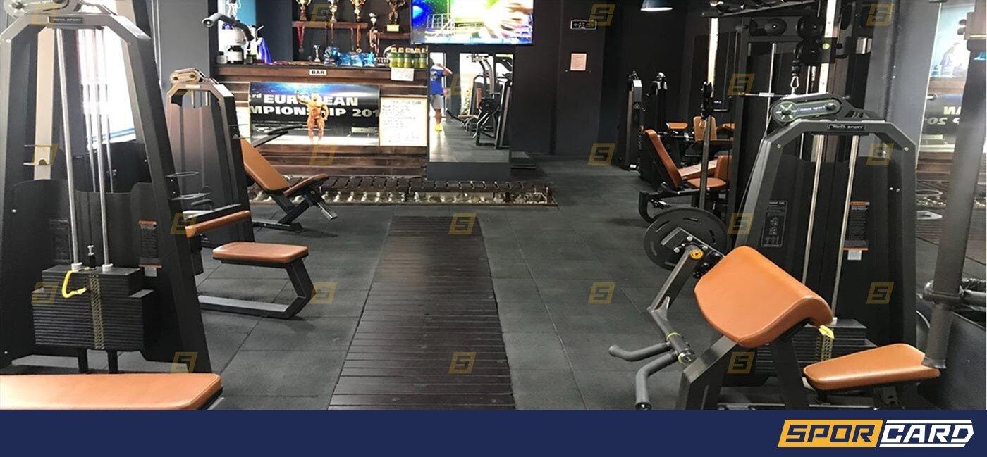Tamirhane Gym