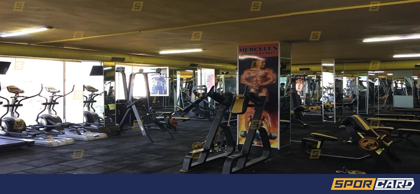 Hercules Fitness Center