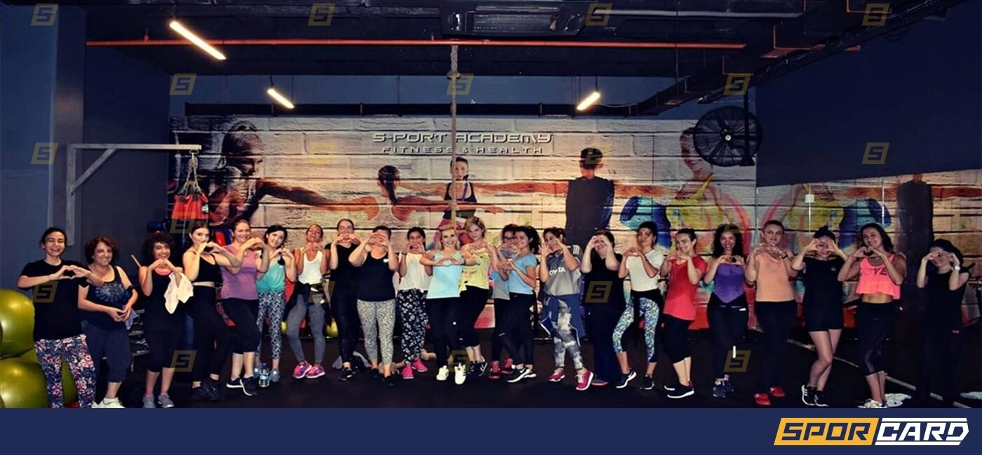 S-Port Academy Fitness & Health